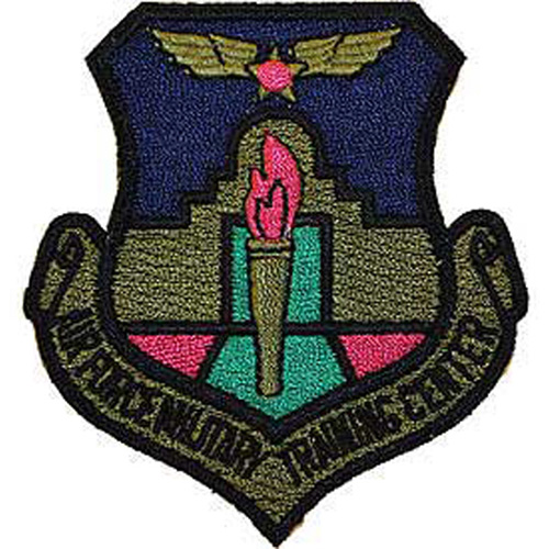 Patch-Usaf Milt.Train.Cnt