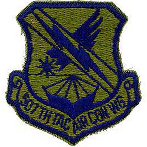 Patch-Usaf 507th Tac.Air