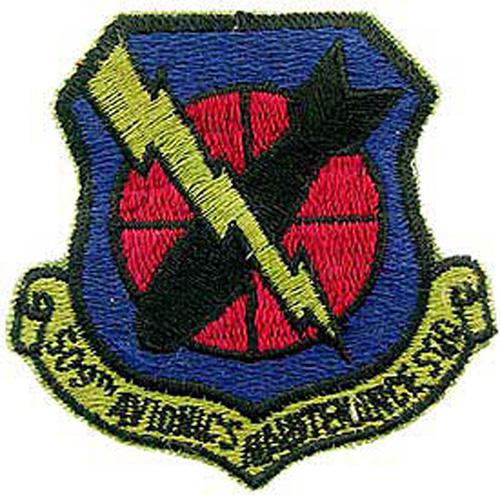 Patch-Usaf 509th Avionics
