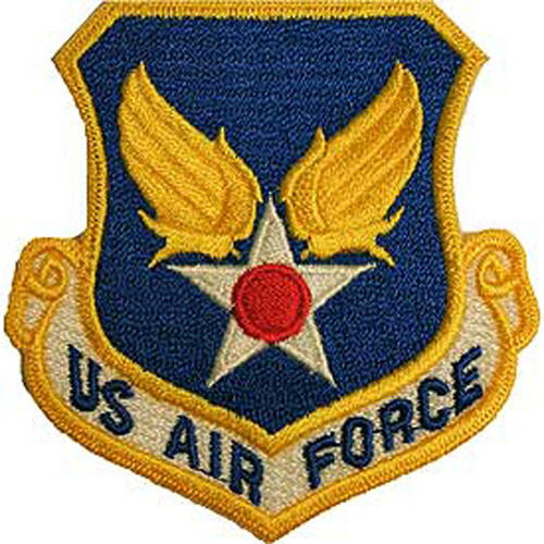 Patch-Usaf Us Air Force