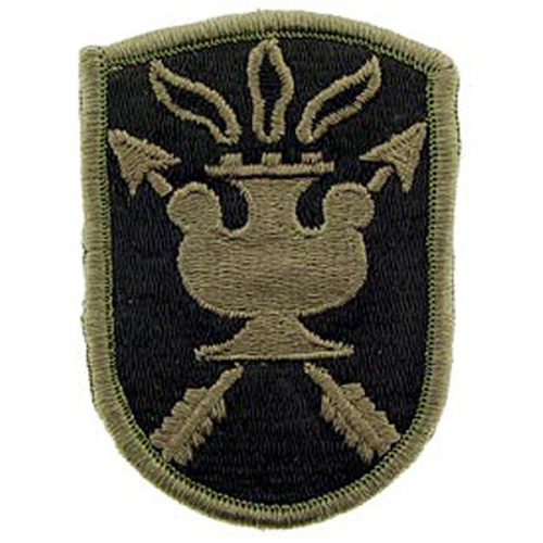 Patch-Army Jfk Spec.Warfa