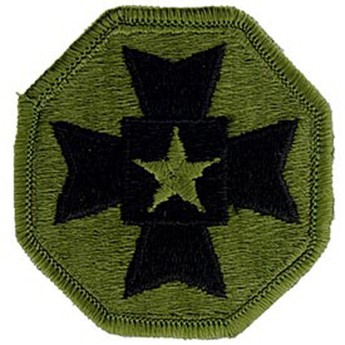 Patch-Army Med.Cmd.Europe