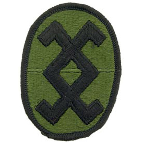 Patch-Army 120th Arcom.