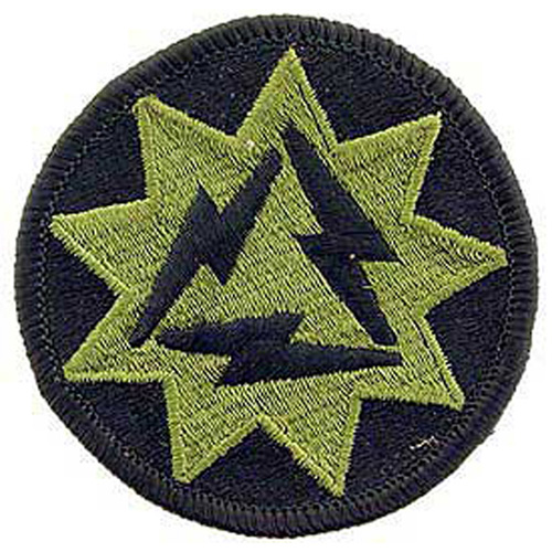 Patch-Army 093rd Sign.Bde