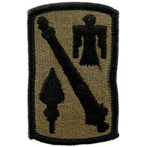 Patch-Army 045th F.A.Bde.