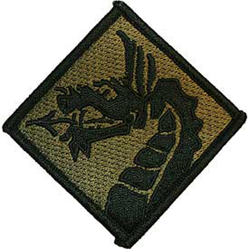 Patch-Army 018th Corps