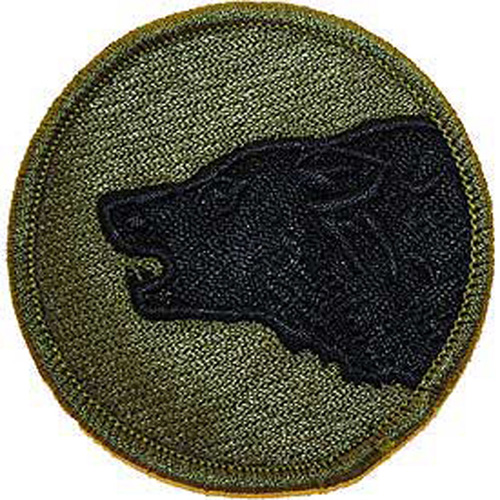 Patch-Army 104th Inf.Div.