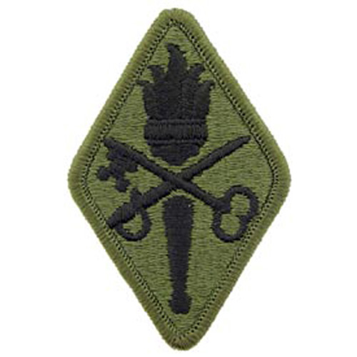 Patch-Army Schl Qtr.Mst.