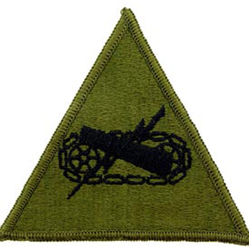 Patch-Army Armor Div.
