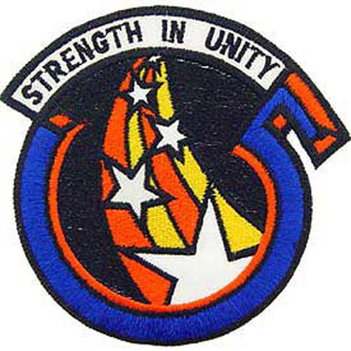 Patch-Usaf Strength In Un