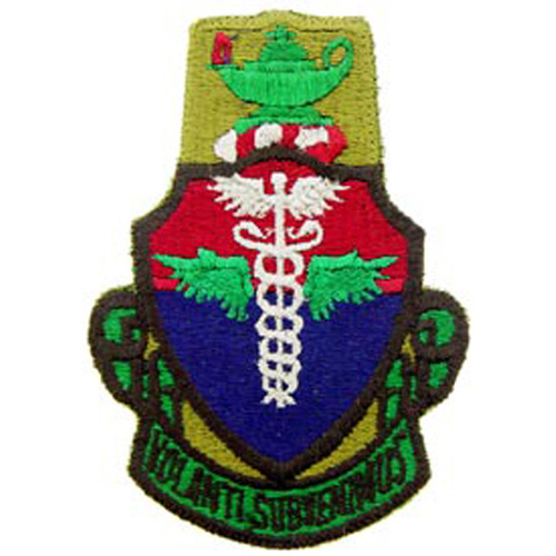 Patch-Usaf Volanti Sub.