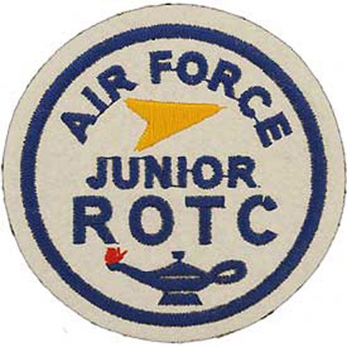 Patch-Usaf Rotc Junior
