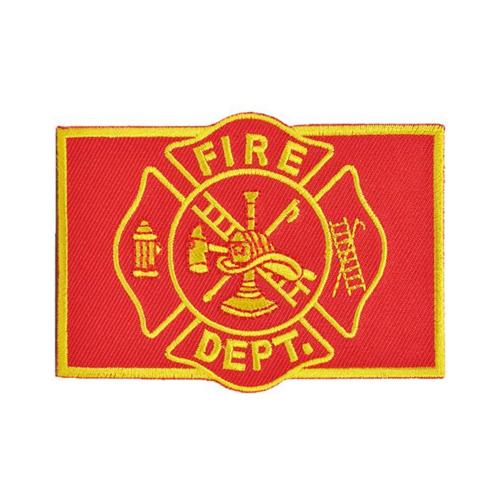 Patch-Fire Dept Flag
