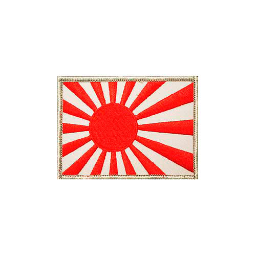 Patch-Japan Rising Sun