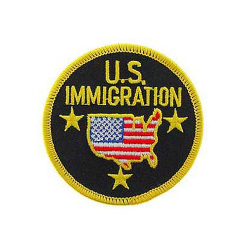 Patch POL US Immigration