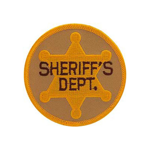Patch POL Sheriff DEPT