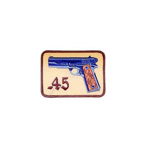 45 Cal Gun Patch