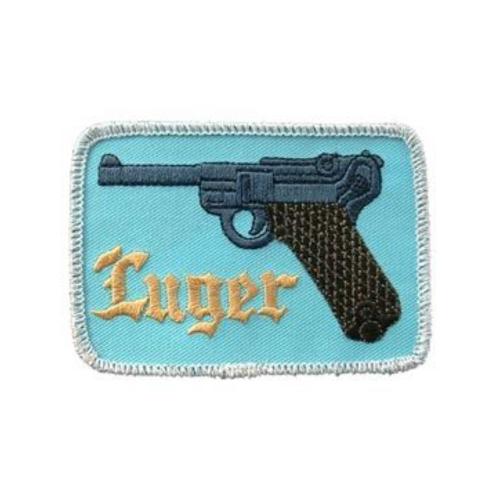 Patch-Gun Luger