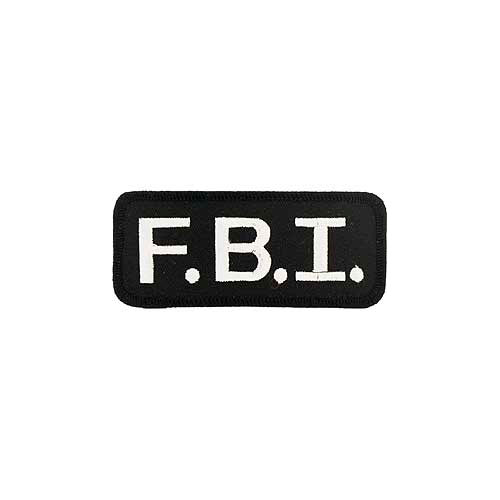 Patch-Tab Fbi