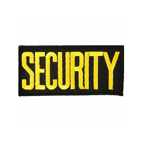 Patch-Security Tab