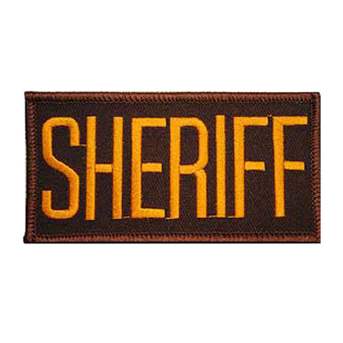 Patch-Sheriff Tab
