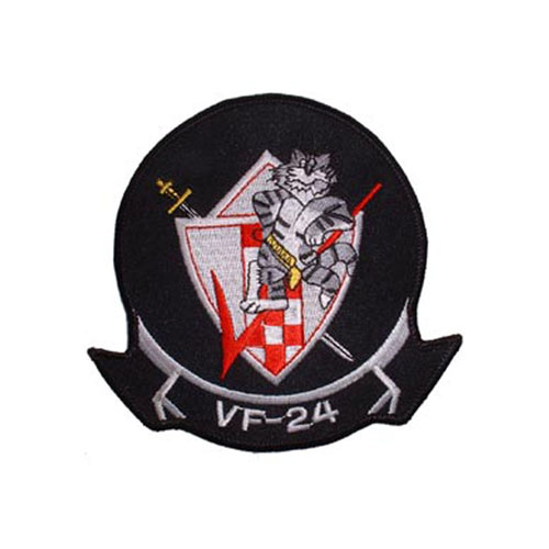 Patch-Usn Tomcat Vf-24