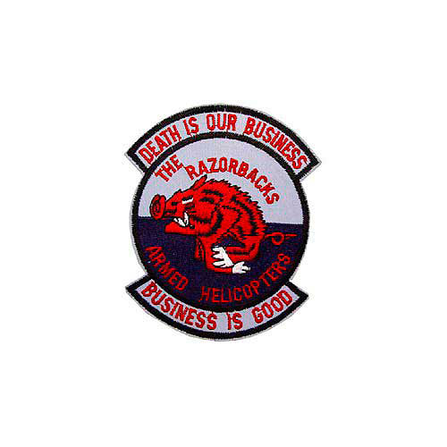 Patch-Army The Razorbacks