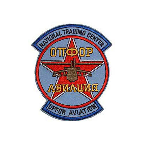 Patch USAF Opfor Aviation