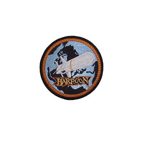 Patch 3 Inch Usn Harpoon