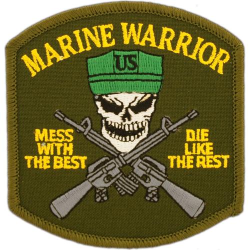 Patch-Mess W/Best Marine
