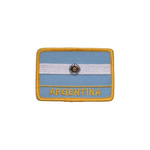 Patch-Argentina Rectangle