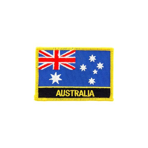 Patch-Australia Rectangle