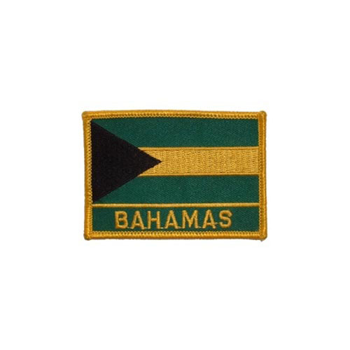 Patch-Bahamas Rectangle