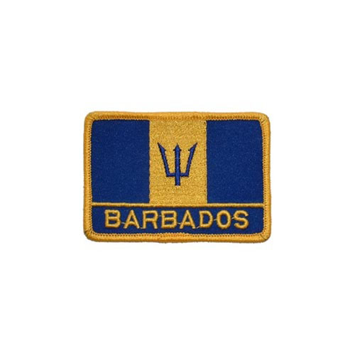 Patch-Barbados Rectangle