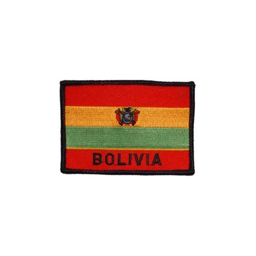 Patch-Bolivia Rectangle