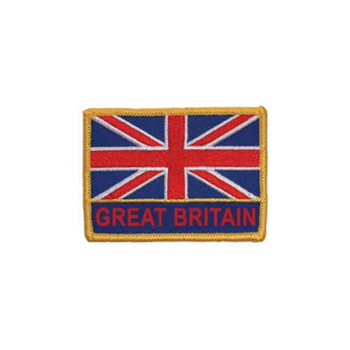 Patch-Great Britain Rectangle