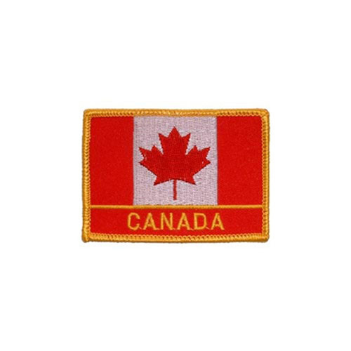 Patch-Canada Rectangle