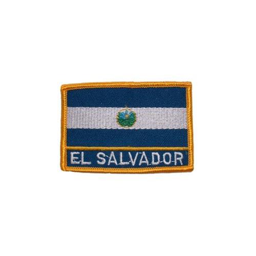 Patch-El Salvador Rectangle