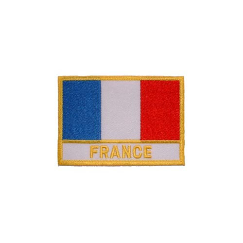 Patch-France Rectangle