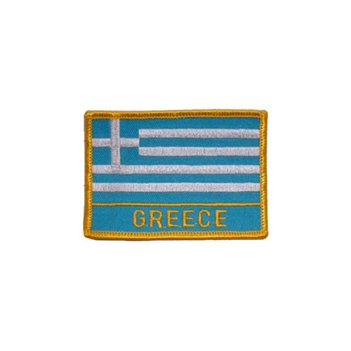 Patch-Greece Rectangle