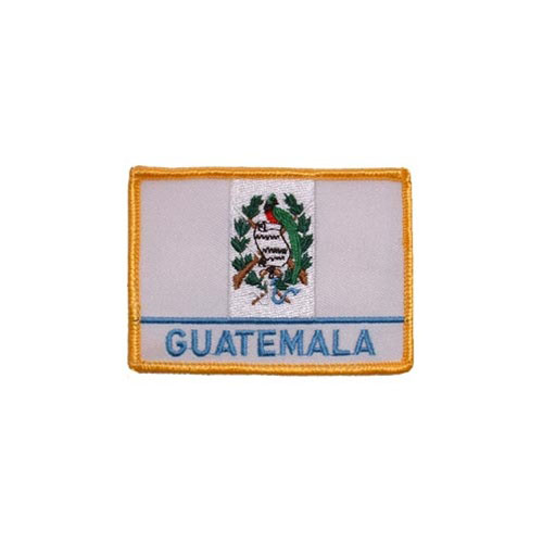 Patch-Guatemala Rectangle