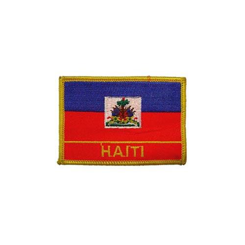 Patch-Haiti Rectangle