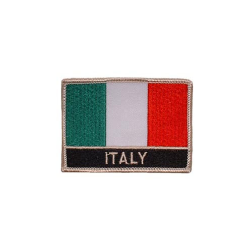 Patch-Italy Rectangle