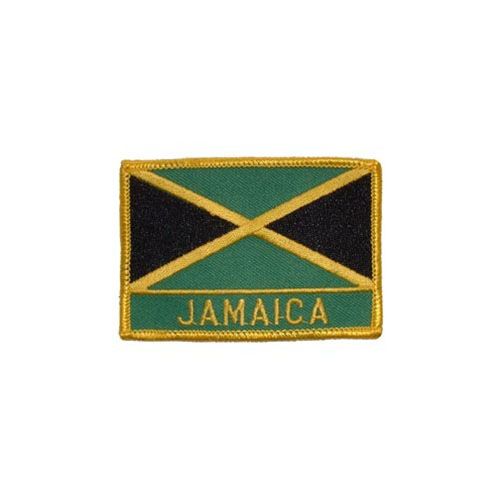 Patch-Jamaica Rectangle