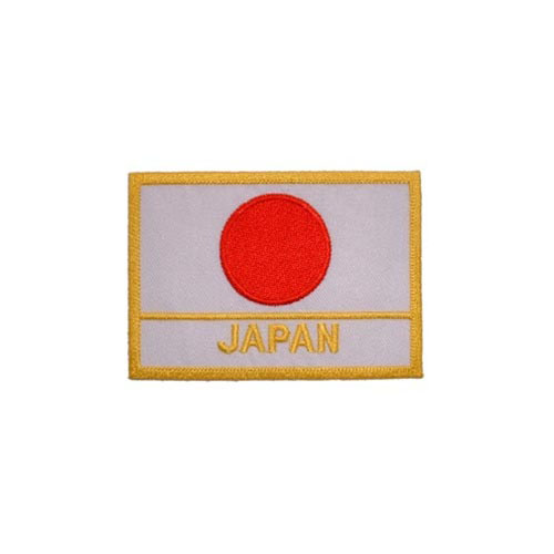 Patch-Japan Rectangle