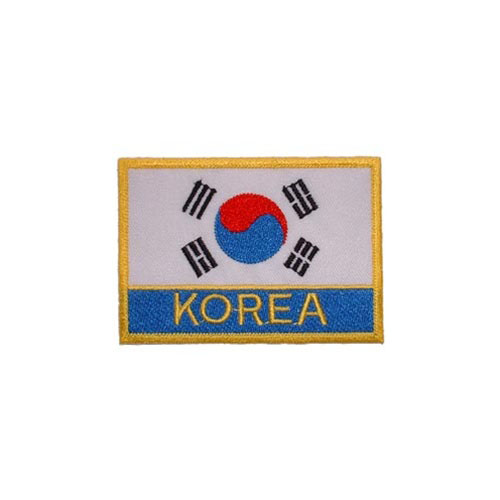 Patch-Korea Rectangle