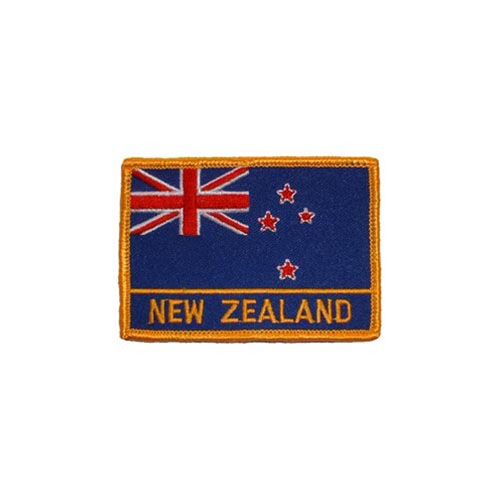 Patch-New Zealand Rectangle