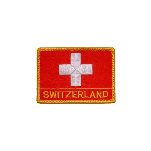 Patch-Switzerland Rectangle