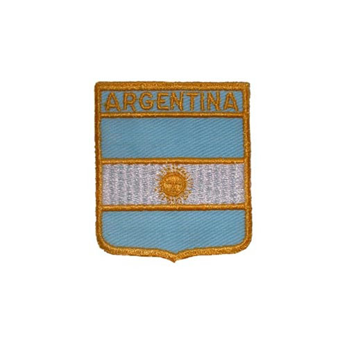 Patch-Argentina Shield