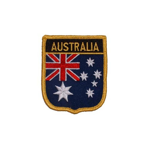 Patch-Australia Shield